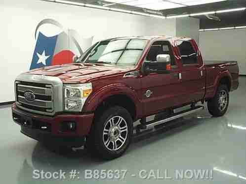 ford f 250 2013 condition guarantee by seller f250 crew platinum 4x4. Black Bedroom Furniture Sets. Home Design Ideas