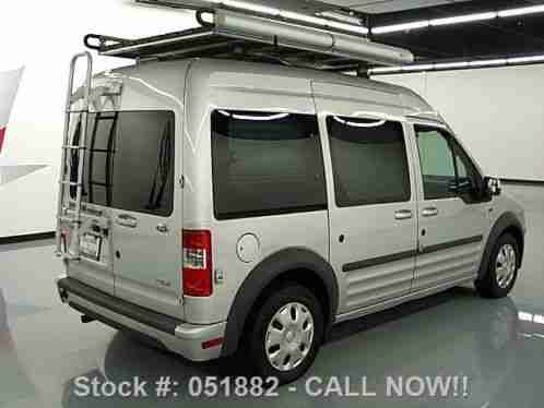 ford transit connect xlt rv camper conversion   condition