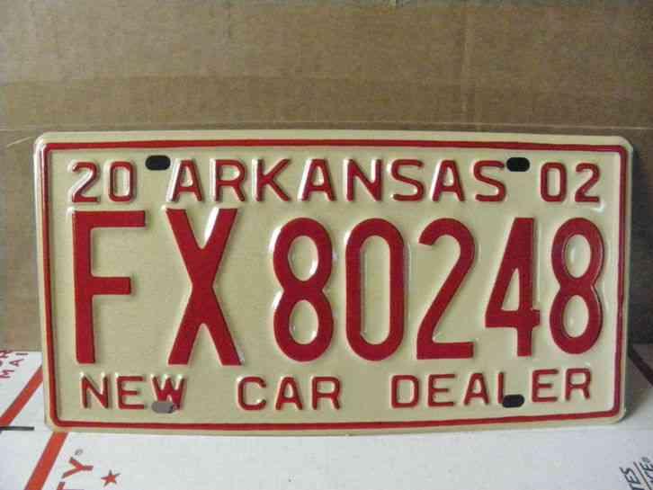 Missouri State Car Dealer S License