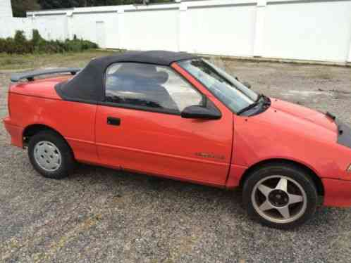 geo metro lsi 1991 convertible 3 cylinders manual transmission could. Black Bedroom Furniture Sets. Home Design Ideas