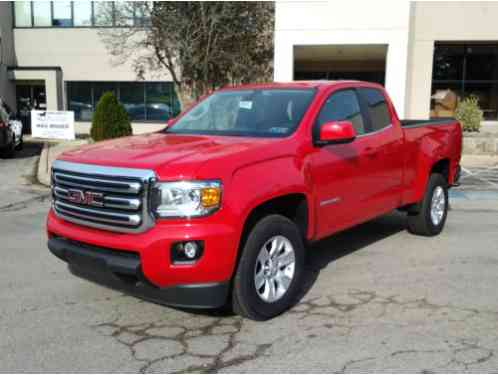 gmc canyon 2015 brand new extended cab pick up full factory warranty. Black Bedroom Furniture Sets. Home Design Ideas