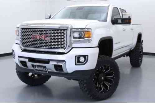 gmc sierra 2500 denali 2016 hd 16 hd 7 inch fts lift 22 inch fuel. Black Bedroom Furniture Sets. Home Design Ideas