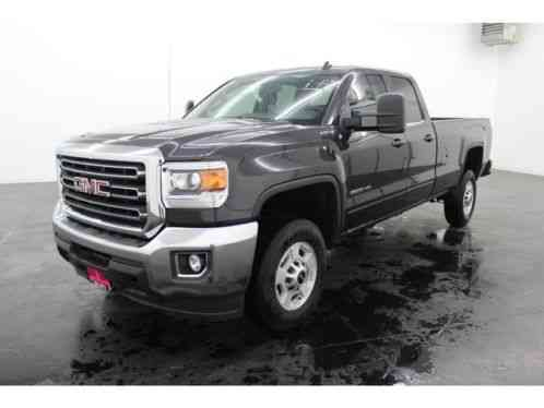 gmc sierra 3500 sle 2015 2500hd 15 new 2500hd double cab. Black Bedroom Furniture Sets. Home Design Ideas