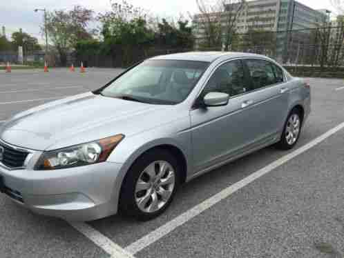 Honda Accord 2009 Fully Loaded Ex L W Navigation And