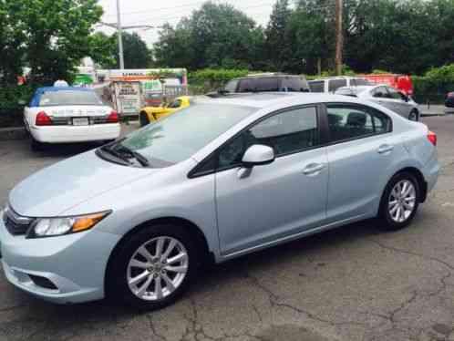 honda civic 2012 ex l for sale by owner great condition super clean. Black Bedroom Furniture Sets. Home Design Ideas
