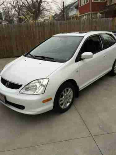 honda civic 2003 up for sale is a taffeta white si it has been well. Black Bedroom Furniture Sets. Home Design Ideas