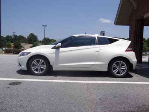 Honda CR-Z EX 2011, For Sale is my Beautiful Pearl White CRZ Hatchback