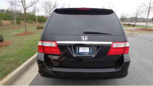 honda odyssey top of the line touring edition no reserve 2007 just. Black Bedroom Furniture Sets. Home Design Ideas