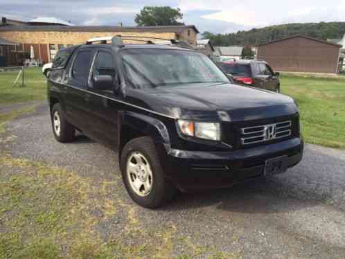 honda ridgeline rt 2006 for sale 2007 4wd pickup truck this is a. Black Bedroom Furniture Sets. Home Design Ideas