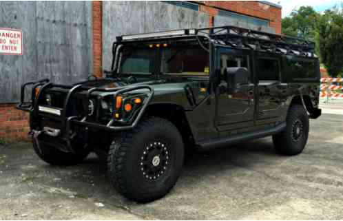 hummer h1 hmcs wagon 2001 these trucks are rare and finding one. Black Bedroom Furniture Sets. Home Design Ideas