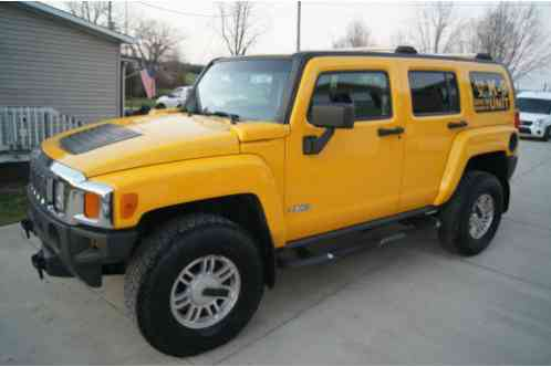 Hummer H3 Zombie Outbreak Response 2006 Purchased This