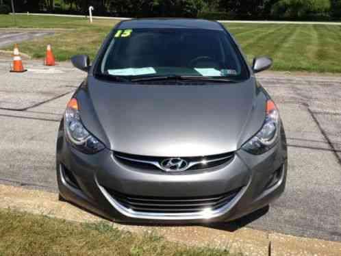 Hyundai Elantra 2013 For Sale 11 500 Obo 52 000 Miles