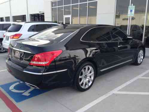 Hyundai Equus Certified 2011 Ultimate Every Option Available Car For Sale