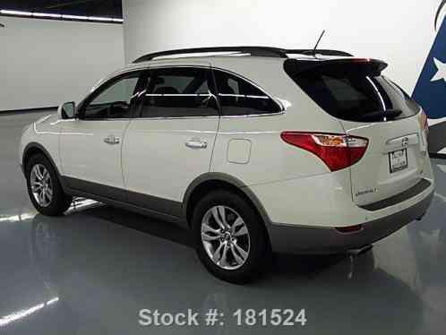 Hyundai Veracruz Limited Sunroof Htd Leather 2012 54k At
