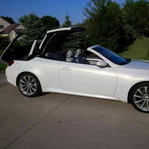 infiniti g37 2009 this car is great hardtop convertible. Black Bedroom Furniture Sets. Home Design Ideas