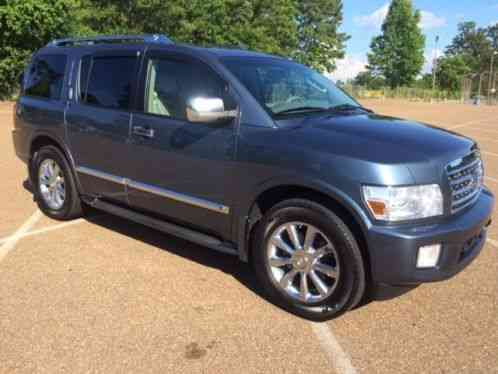 infiniti qx56 2008 infinity this has been my wife s car and is in great. Black Bedroom Furniture Sets. Home Design Ideas