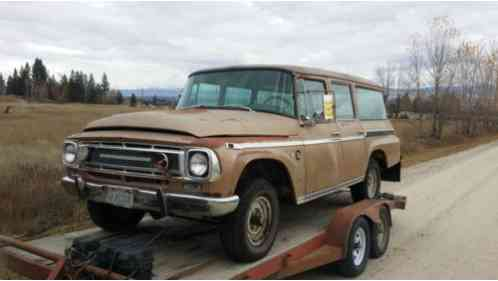 international scout 80 lifted