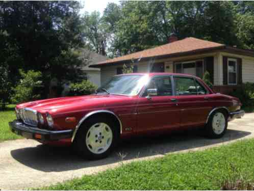 jaguar xj6 vanden plas 1987 how much car do you really want not how. Black Bedroom Furniture Sets. Home Design Ideas
