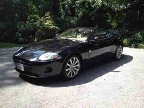 Jaguar Xk 2007 One Owner Clean Car Fax This Is Well