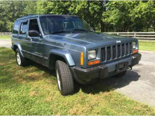 jeep cherokee 1999 sport152k milesengine transmission in. Black Bedroom Furniture Sets. Home Design Ideas
