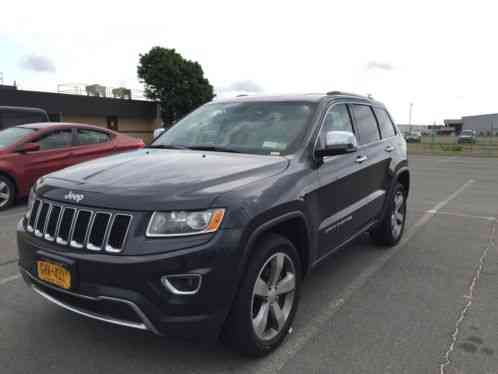 jeep grand cherokee laredo limited 2014 4dr suv 6cyl approximately 23. Black Bedroom Furniture Sets. Home Design Ideas