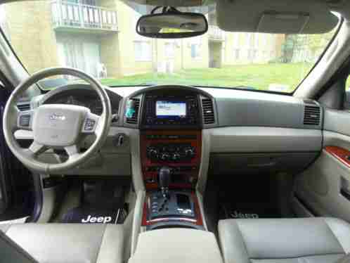 jeep grand cherokee 2005 limited 4wd year make model trim. Black Bedroom Furniture Sets. Home Design Ideas