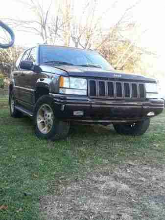 jeep grand cherokee 1997 for sale limited 4x4 all wheel drive reliable. Black Bedroom Furniture Sets. Home Design Ideas