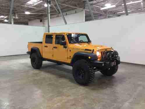 jeep wrangler brute double cab truck dc350 2012 rubi 2014 conversion. Black Bedroom Furniture Sets. Home Design Ideas