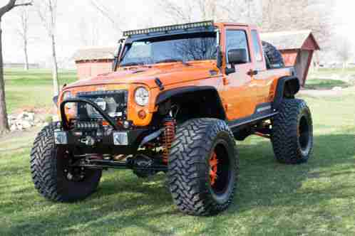 Jeep Jk 8 >> Jeep Wrangler JK8 2012, JK 8 This Custom is ready to take on- car for sale