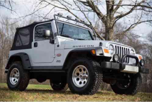 Jeep Wrangler Rubicon Tomb Raider Edition 2003, You are ...