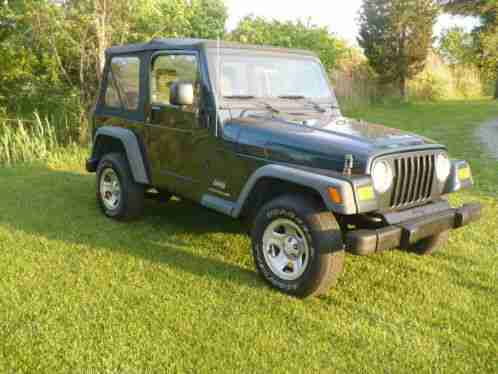 jeep wrangler 2005 this is a trade in runs drives shifts good. Black Bedroom Furniture Sets. Home Design Ideas