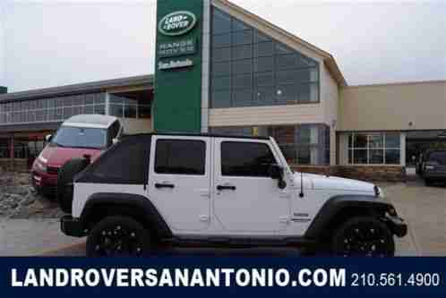 Jeep Wrangler Sport 2014 Unlimited 210 529 7620 Ext 178