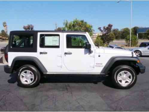 jeep wrangler 2015 model year unlimited sport 4x4 rhd price information. Black Bedroom Furniture Sets. Home Design Ideas