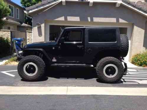 jeep wrangler 2012 this is a built custom 2 door jk built by the. Black Bedroom Furniture Sets. Home Design Ideas