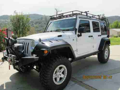 jeep wrangler 2011 unlimited rubicon 4 door 6 4 l vvt hemi one of a. Black Bedroom Furniture Sets. Home Design Ideas