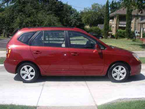 Kia Rondo Lx 2007 In Very Good Conditions 4 Cylinder
