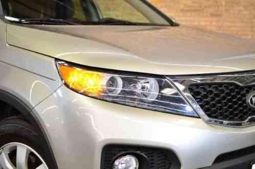 Kia Sorento Lx Clean Carfax 1 Owner Backup Cam Bluetooth 2013