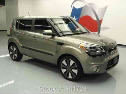 kia soul premium sunroof nav rearcam leather 2013 32k at texas direct. Black Bedroom Furniture Sets. Home Design Ideas