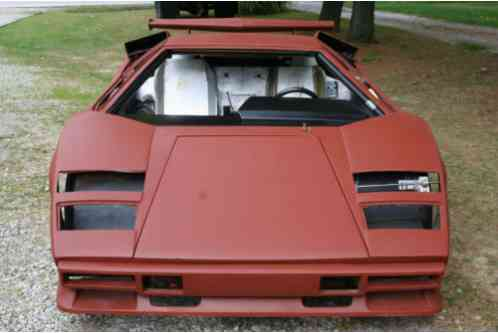 lamborghini countach 5000s 1980 i purchased this twin turbo charged. Black Bedroom Furniture Sets. Home Design Ideas