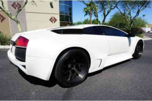 Lamborghini Murcielago Lp640 Murci Coupe Liberty Walk Widebody Lp 650