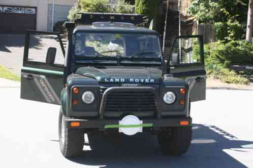 land rover defender 300 tdi recent works done arereconditioned engine. Black Bedroom Furniture Sets. Home Design Ideas