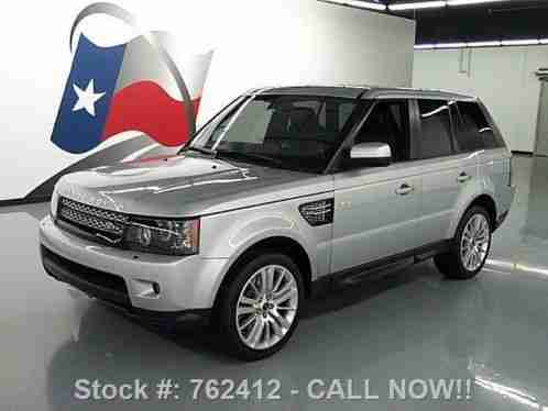 land rover range rover sport hse lux 4x4 sunroof 2013 condition. Black Bedroom Furniture Sets. Home Design Ideas