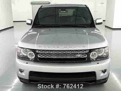 land rover range rover sport hse 4x4 sunroof 2013 condition