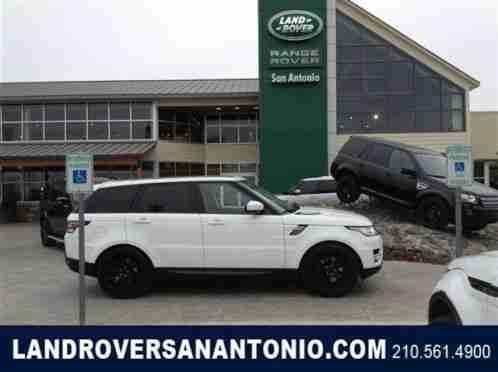 Land Rover Range Rover Sport Hse 2014 210 529 7620 Ext