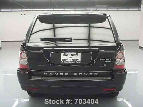 land rover range rover sport hse 4x4 sunroof nav 2011 at direct