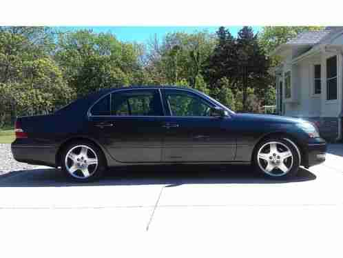 lexus ls ls430 2005 for sale is a 430 with the modern luxury package. Black Bedroom Furniture Sets. Home Design Ideas