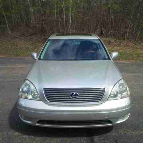 lexus ls 2001 and beautiful 430 ultra for sale loaded with
