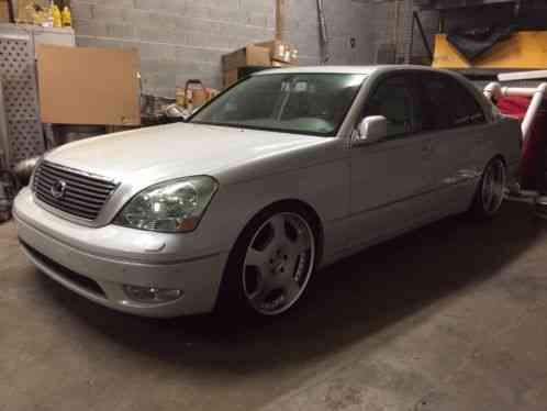 lexus ls 2003 super clean garage kept 430 ultra luxury. Black Bedroom Furniture Sets. Home Design Ideas