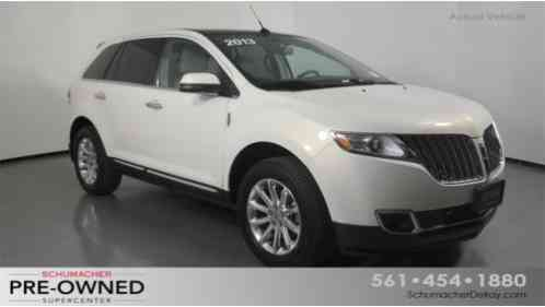 2013 Lincoln MKX --