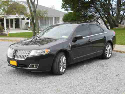Lincoln Mkz Zephyr 2011 Upgraded Vehicle To Sport Model